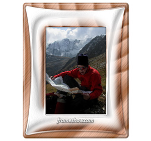 Photo Frame for Winter: 1424